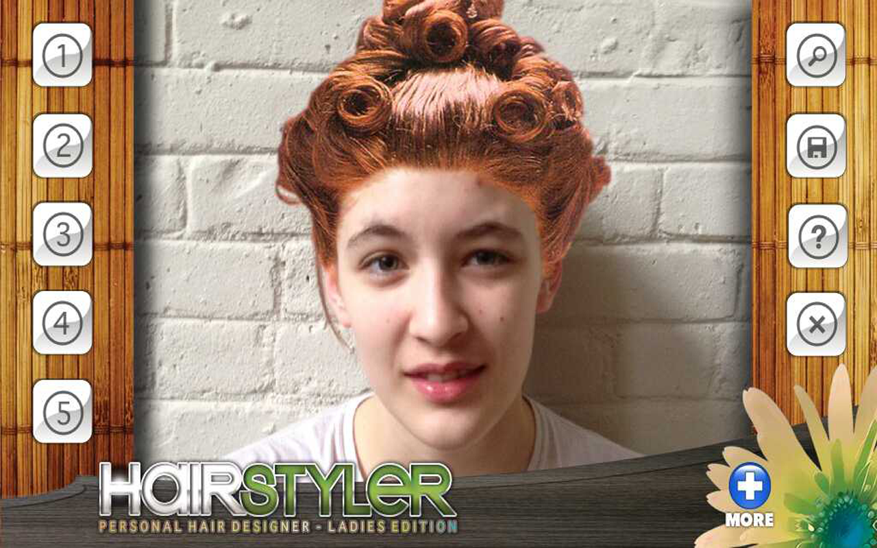 Super Free Virtual Hair Styler Style Android Apps On Google Play Short Hairstyles Gunalazisus