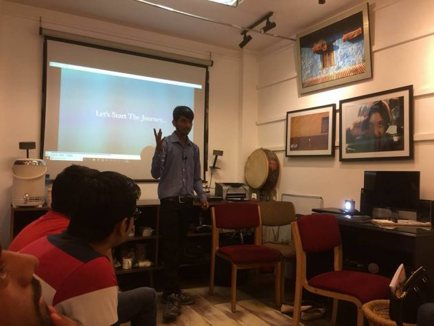 Travel Gossips- A Travel Meet-up in Delhi by Go4explore