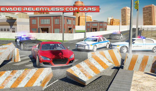 Jump Street Miami Police Cop Car Chase Escape Plan 1.1 screenshots 14