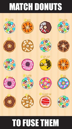 Donut Empire - Merge and Evolve 1.50 screenshots 1