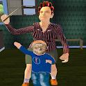 Granny vs Grandson Simulator Game icon