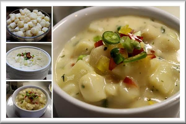 Bay Scallop Chowder Recipe