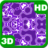 Enchanting Colorful Magic Kaleidoscopic Blend