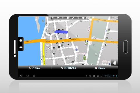Free GPS Navigation Android