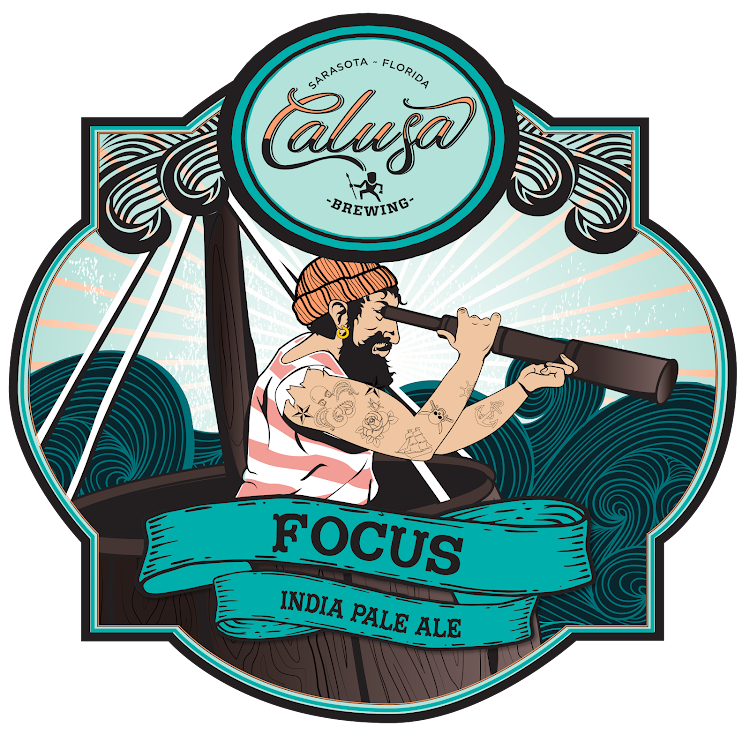 Logo of Calusa Focus