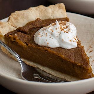Pumpkin Pie that is Yummy (& Vegan)!