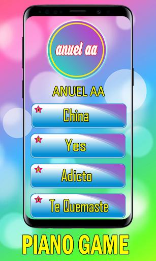Anuel AA ud83cudfbc Piano game Apk 1