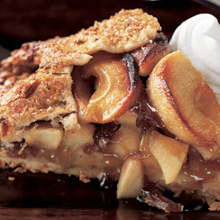 Rustic Apple Tart with Honey, Nuts and Dates