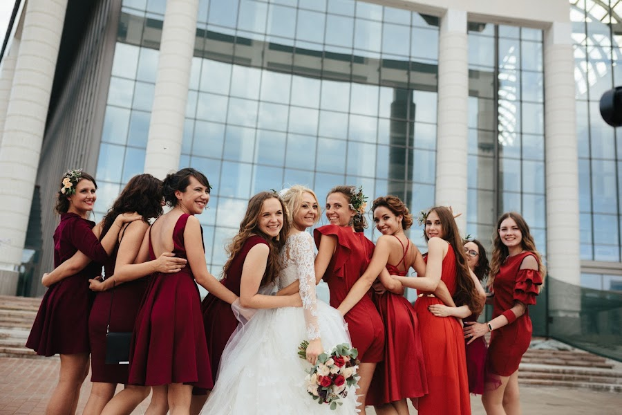 Wedding photographer Vasiliy Klimov (klimovphoto). Photo of 13.01.2019