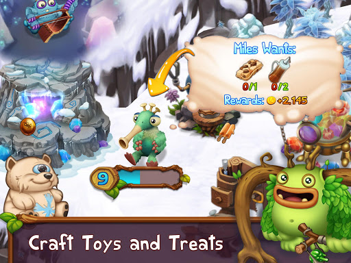 My Singing Monsters: Dawn of Fire modavailable screenshots 8