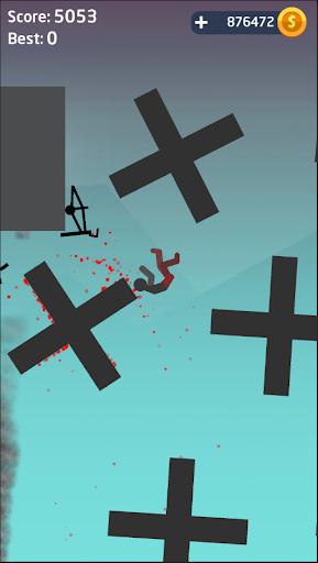 Stickman Falling Forever  screenshots 4