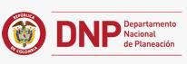 DNP: Departamento Nacional de Planeación (Colombia)