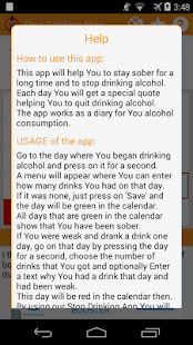 Stop Drinking Alcohol now- screenshot thumbnail