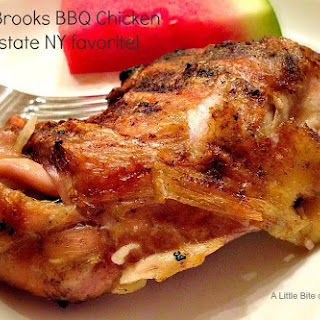 Cornell/Brooks BBQ Chicken {An Upstate New York Favorite}
