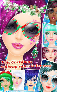 化妝我:聖誕節