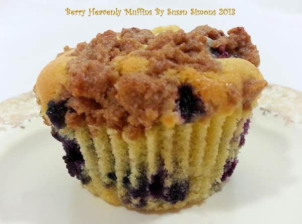 Berry Heavenly Muffins Recipe