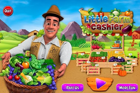 Little Farm Cashier : Winter Store Manager - náhled