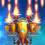 HAWK – Alien Arcade Shooter. Freedom squadron 22.2.15751 (Mod)