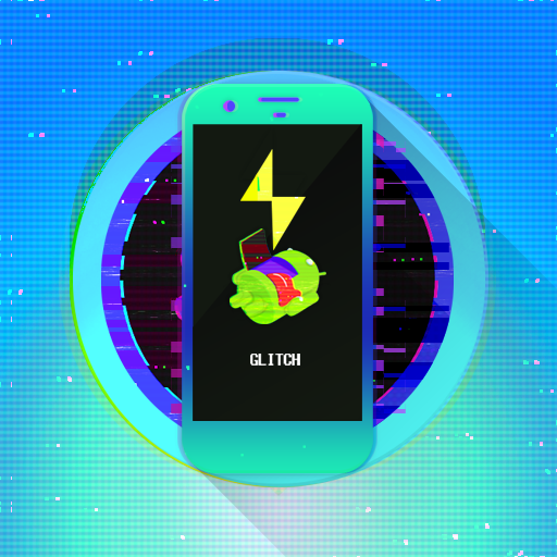 Glitch - Icon Pack Icon