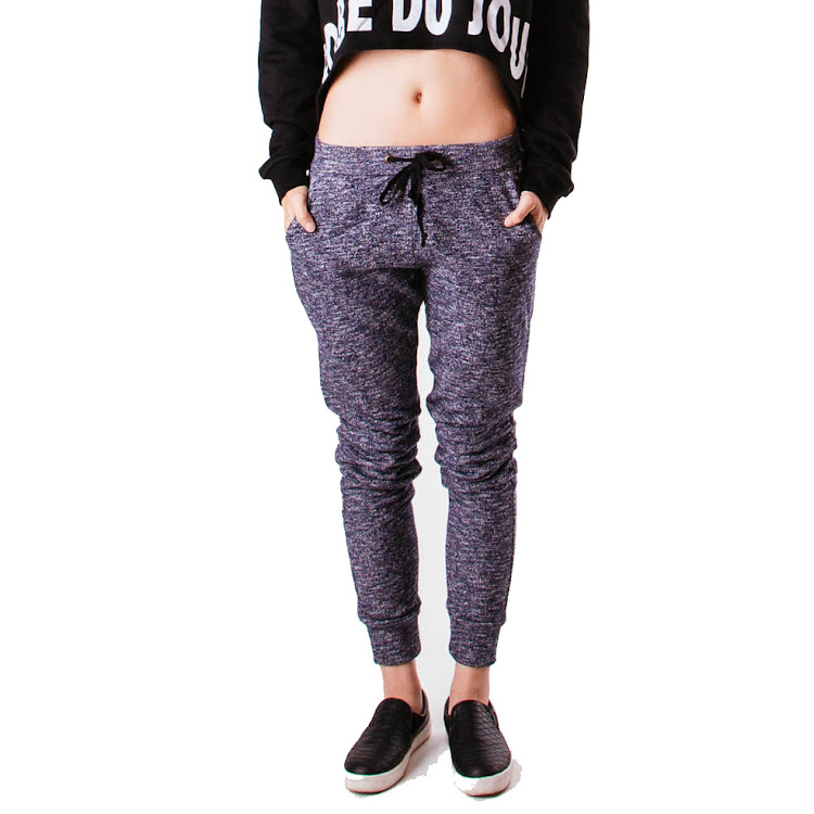 Terry Sweats Navy by Meridian Street Sdn Bhd