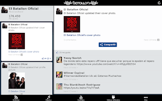 Screenshot of El Batallón