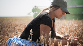 Crece el peso de la mujer como titular de explotaciones agrarias