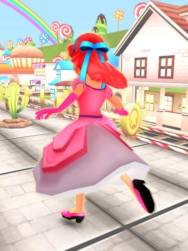 Princess Run Game apkpoly screenshots 15