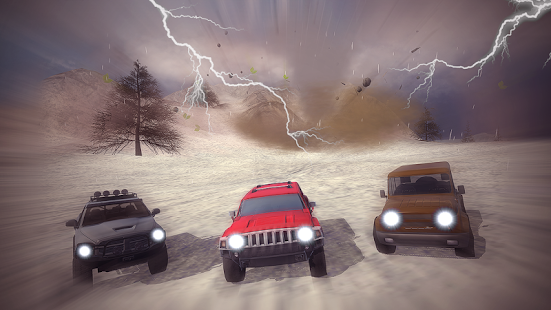 Jeep Mountain Offroad Driver : Tornado Adventures - náhled