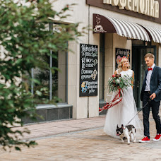Wedding photographer Irina Podsumkina (SunrayS). Photo of 17.08.2017