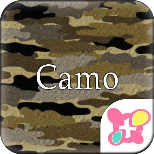 Fashion Wallpaper Camo Icon