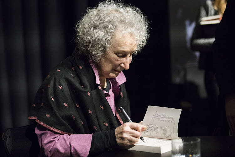 Margaret Atwood, author of 'The Blind Assassin'