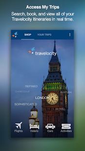 Travelocity Hotels & Flights- screenshot thumbnail