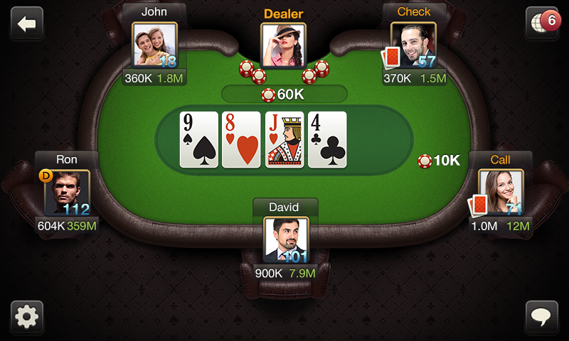 Casino Club Poker App