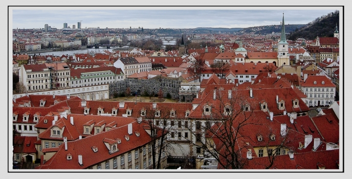 I tetti di Praga... di acalax