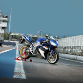 Wallpapers Yamaha YRZ R1