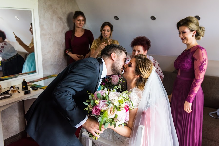 Fotograful de nuntă Aurelian Nedelcu (aurash). Fotografia din 14.02.2019