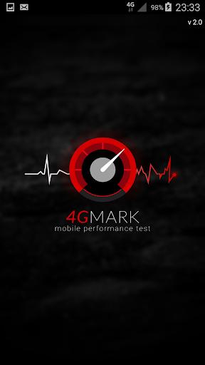 4Gmark 3G 4G speed test