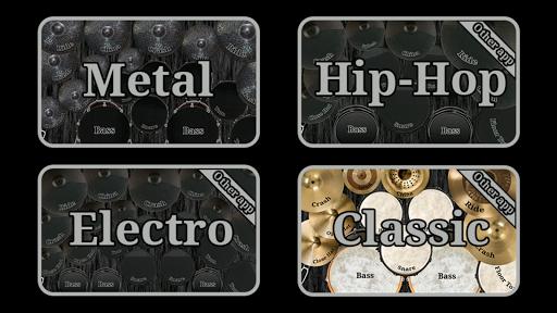 Drum kit metal 2.06 screenshots 18
