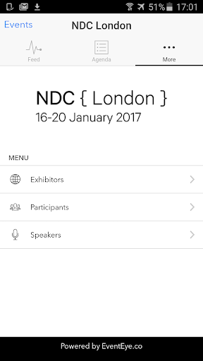 NDC Conferences for PC