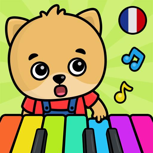 Piano bébé – jeux pour enfants