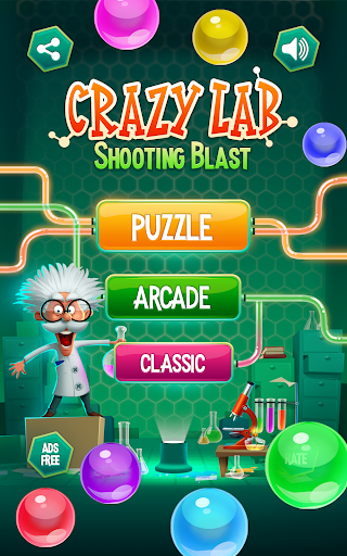 Crazy Lab - Shooting Blast 1.0.15 screenshots 11