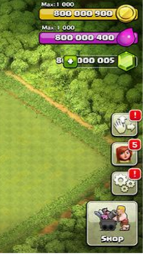 download clash of clans mod fhx v8 th 11 2017