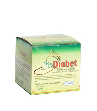 Pie Diabet Humectante Crema