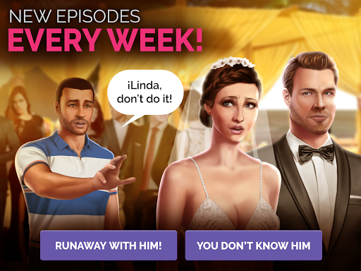 Linda Brown: Interactive Story screenshot 13