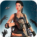 Dead Target Zombie Shooter 2019:Zombie Hunter Free icon