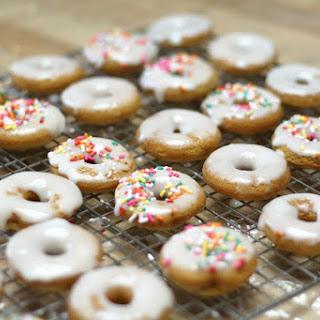 Gluten-Free Buttermilk Donuts.