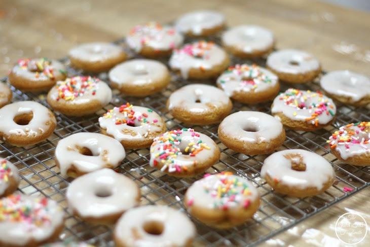 Gluten-Free Buttermilk Donuts Recipe