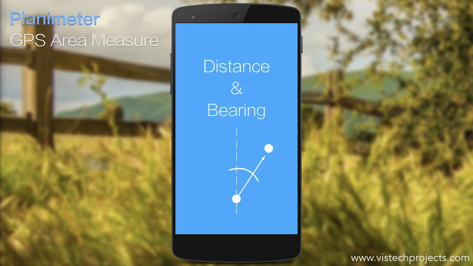 Planimeter - GPS area measure screenshot #15