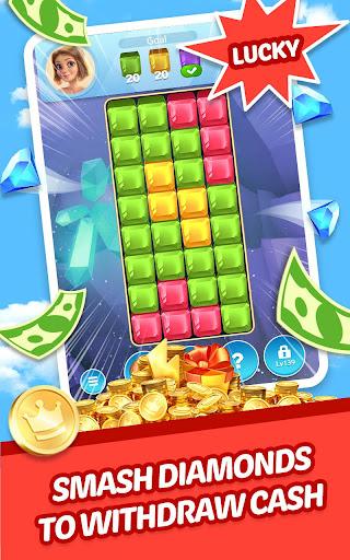 Lucky Diamond u2013 Jewel Blast Puzzle Game to Big Win  screenshots 9