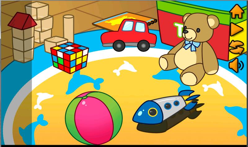 Скриншот Главная паззлы для малышей